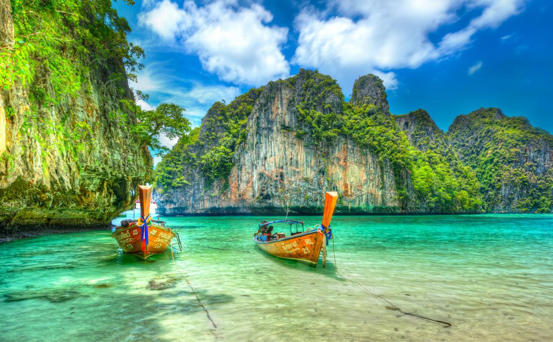 Ko Phi Phi Le Beach-2